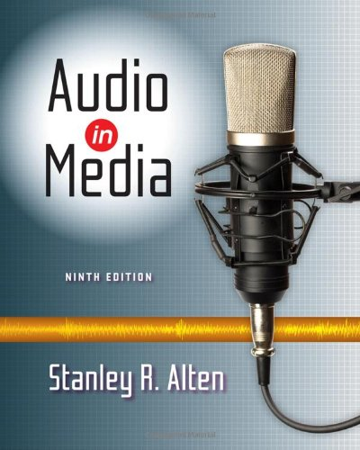 Audio in Media by Cengage Learning