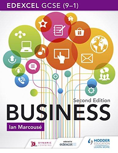 Edexcel GCSE (9-1) Business, Second Edition: Second Edition (English Edition)