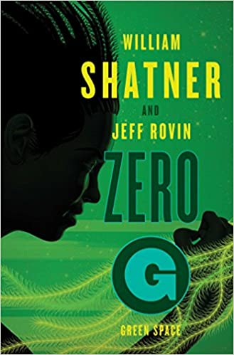 Amazon Fr Zero G Green Space William Shatner Jeff