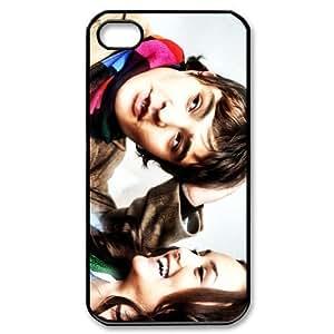 Custombox Gossip Girl Iphone 4/4s Case Plastic Hard Phone case-iPhone 4-DF01234 by runtopwell