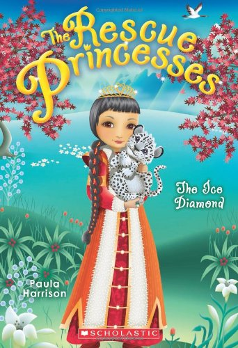 The Ice Diamond (The Rescue Princesses #10) ebook