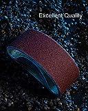 S SATC Belt Sander 20PCS 3x18 Sanding Belt Sanding