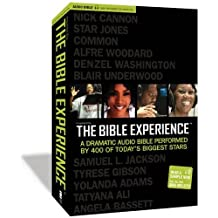 TNIV, Inspired By . . . The Bible Experience, New Testament, Audio CD: A Dramatic Audio Bible Performed by 400 of Today's Biggest Stars