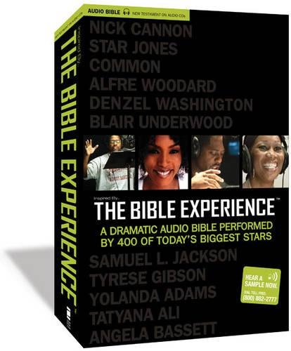 (Inspired By... The Bible Experience: New Testament)