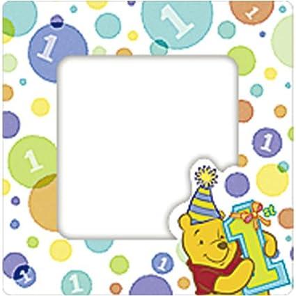 Amazoncom Winnie The Pooh Mini Frame Set Of 4 2 12 Inch Toys