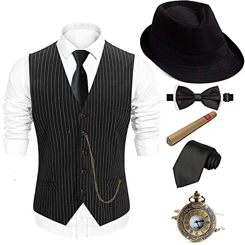 1920s Mens Costume Accessories S...