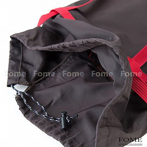 Sleeping Bag Sack Storage, FOME SPORTS|OUTDOORS Camping Sleeping Bag Pack Compression Stuff Sacks Bags Storage Carry Bag(Sleeping Bag Not Included) One Year Warranty