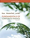Looseleaf Fundamentals of Corporate Finance Alternate Edition + Connect Plus, Ross, Stephen and Westerfield, Randolph, 0077924851