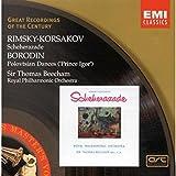 Rimsky-Korsakov: Scheherazade - Borodin: Polovstian Dances ('Prince Igor')