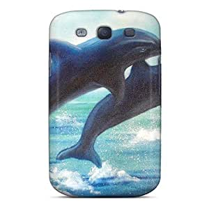 Samsung Galaxy S3 Znq4071iMCM Customized Stylish Miami Dolphins Image Bumper Phone Cases -JasonPelletier hjbrhga1544