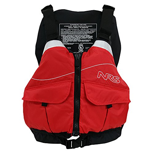 NRS Clearwater Mesh Back PFD Red XXL