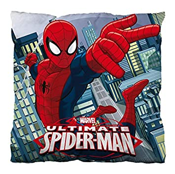 Spiderman - Cojín Relleno (Arditex SM8360): Amazon.es ...