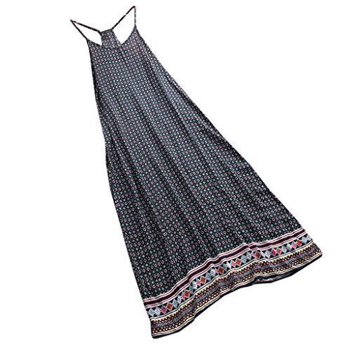 [해외]트로 네트 여름 캐주얼 드레스 여성 빈티지 캐주얼 느슨한 인쇄 코 튼 튜 닉 오버 사이즈 원피스 / Tronet Summer Casual DressesWomen Vintage Casual Loose Print Cotton Tunic Oversize Dress