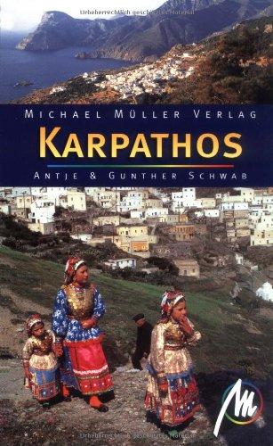 Karpathos: Reisehandbuch mit vielen praktischen Tipps