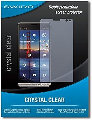 2 x SWIDO® Protector de pantalla HP Elite X3 Protectores de ...