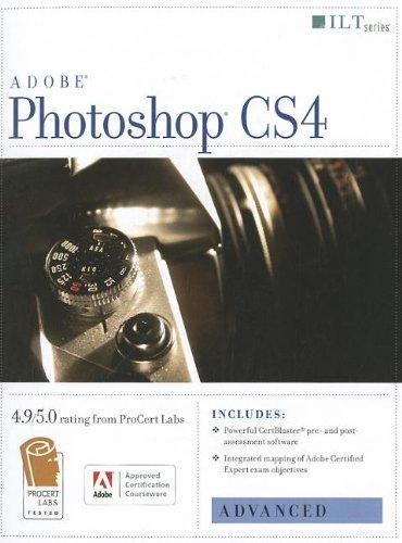 Download Photoshop Cs4: Advanced, Ace Edition + Certblaster (ILT) pdf epub