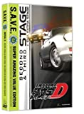 Initial D: Second and Third Stage S.A.V.E. by Funimation Prod