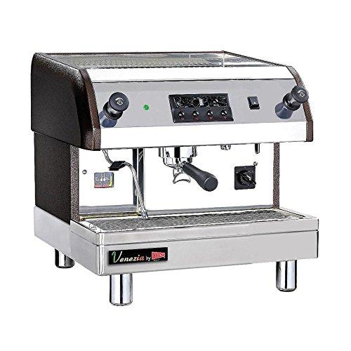 Grindmaster-Cecilware ESP1-110V Venezia II Single or Double Espresso Machine, 6-Quart ()