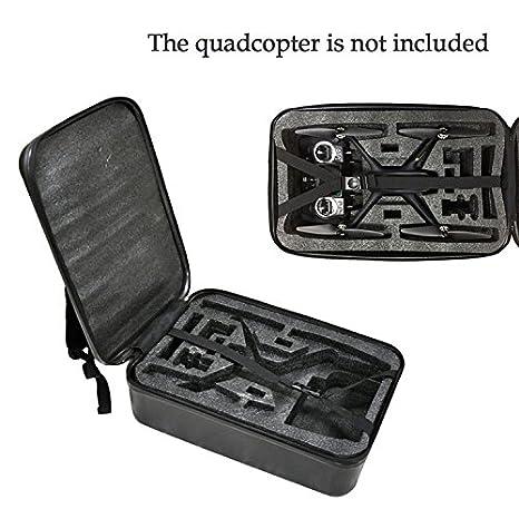 Ocamo Mochila Hard Shell Storage Box Para Hubsan H501S RC Drone Portable Carry Case: Amazon.es: Juguetes y juegos