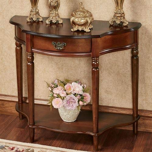 Foster Console Table Regal Walnut