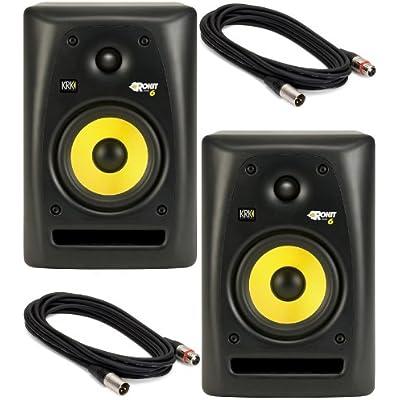 krk-rokit-6-studio-monitor-speaker