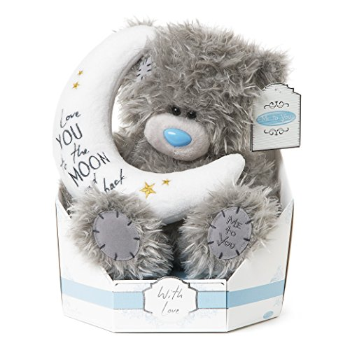 Moon Teddy Bear - 7