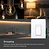 Kasa Smart Dimmer Switch by TP-Link, Single