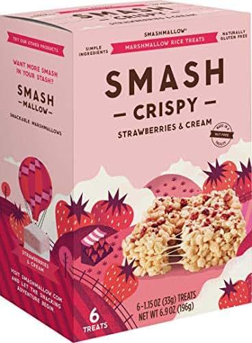 Breakfast & Cereal Bars: SmashMallow Crispy