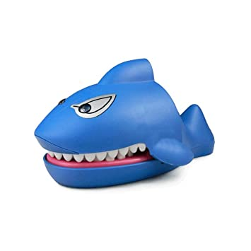 Dedos Juguete Big Padres Shark E Para Hijos Tiburones MVpSzGqU