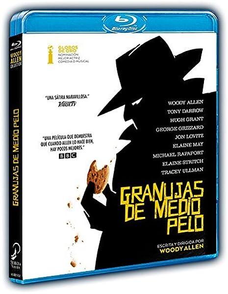 Granujas De Medio Pelo Blu-Ray [Blu-ray]: Amazon.es: Woody Allen ...