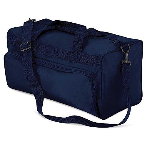 Advertising Holdall Size bag Navy One Shoulder Unisex French Strap Adults Quadra qpxZEw4q