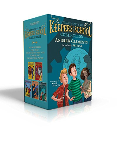 (Benjamin Pratt & the Keepers of the School Collection: We the Children; Fear Itself; The Whites of Their Eyes; In Harm's Way; We Hold These Truths (Benjamin Pratt and the Keepers of the School))