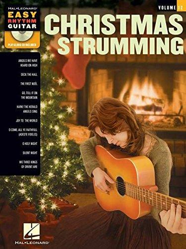 Christmas Strumming: Easy Rhythm Guitar Series Volume 12 PDF