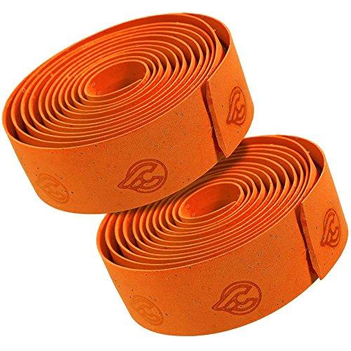 Cinelli Cork Ribbon Handlebar Tape, Orange