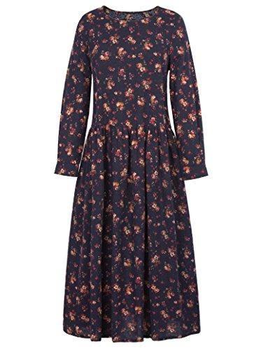 long 70s dress - 3