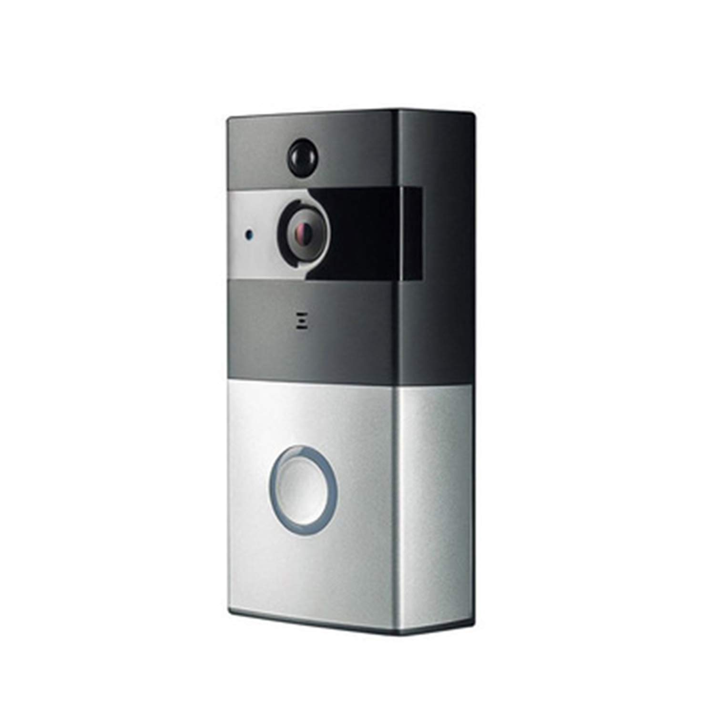 LOVEPET Intelligentes Zuhause WiFi Türklingel Batterie Video Türklingel drahtlose Türklingel Alexa Und Google Home
