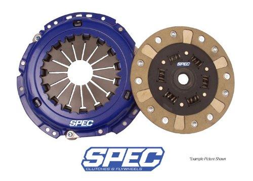 SPEC SC563H Clutch (01-06 Chevrolet Full Sizze Truck-Gas 6.0L 5/6speed Stage (Chevy Truck Specs)