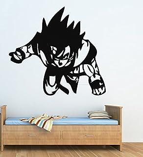Buy Dragon Ball Z Son Goku Wall Graphic Decal Sticker  X - Dragon ball z wall decals