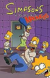 Simpsons Comics Madness (Simpsons Comic Compilations)