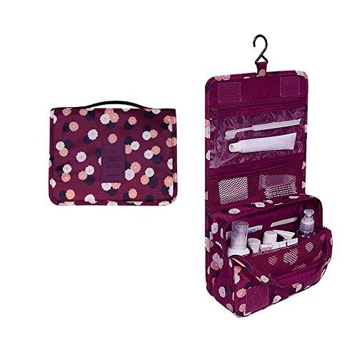 Grand Sac à laver Capacité sac de rangement étanche Portable, Huit couleurs sont disponibles