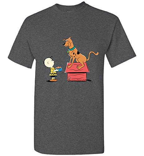 (Supper Time and Scooby doo Snacks T-Shirt)