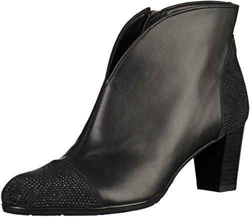 Black ara 12 43457G Womens Booties IUrwIxqHO