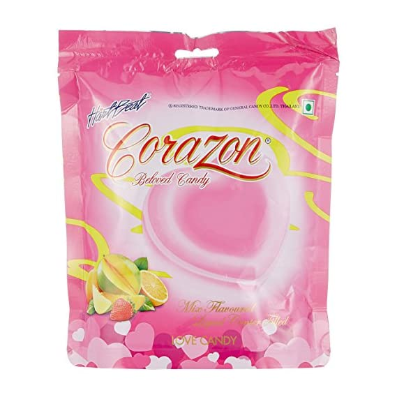 Heart Beat Corazon Mix Pouch, 250G