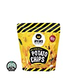 IRVINS Salted Egg Potato Chips Crisps 105g