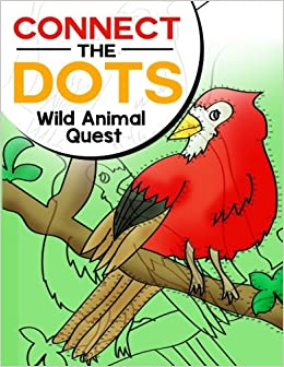 Amazon Com Connect The Dots Wild Animal Quest 30 Challenging Dot