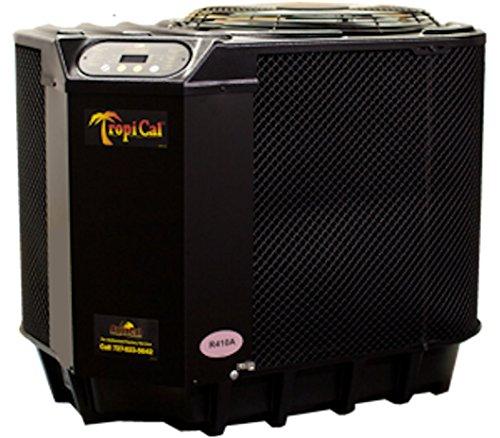 AquaCal TropiCal T135 Heat Pump 132,000 BTU, T135AHDSBTB, 1 phase 60 HZ, 220V R410A