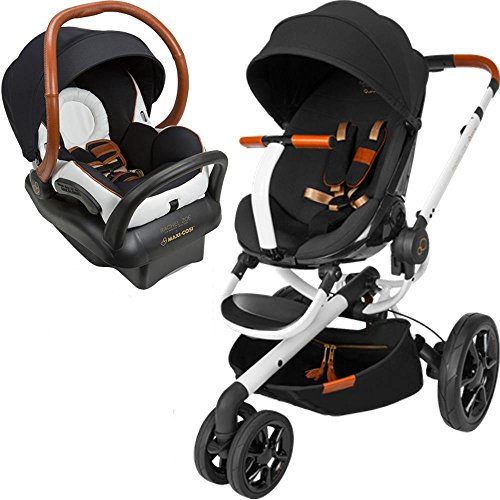 Quinny Moodd Special Edition Travel System Jetset by Rachel