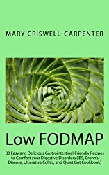 Low FODMAP: 80 Easy and Delicious Gastrointestinal-Friendly Recipes to Comfort your Digestive Disorders (IBS, Crohn's Disease, Ulcerative Colitis, and Quiet Gut Cookbook)