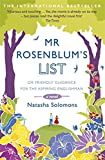 Mr. Rosenblum's List: Or Friendly Guidance for the Aspiring Englishman