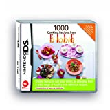 1000 Cooking Recipes from ELLE a table (Nintendo DS, Does NOT work on DSI)
